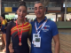 Carla García 7ª del Campionat Federació de patinatge artístic