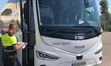 El conductor d'un bus de menors dona positiu en drogues
