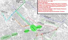 Afectacions al trànsit amb motiu de la Festa de Sant Martí
